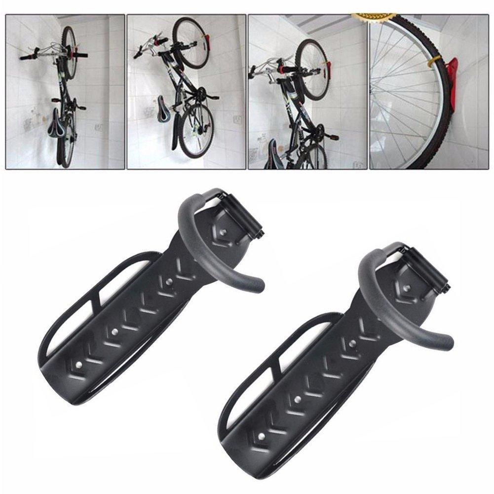 Shouldbuy Gancho de pared para colgar bicicleta Set de 2 soportes ...