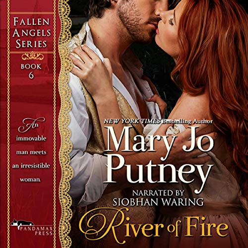 River of Fire Audiobook By Mary Jo Putney cover art