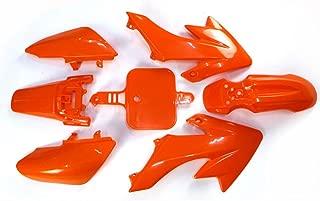 Complete Mounting Screws Kits For Honda XR50 CRF50 Pit Dirt Bike SSR Thumpstar TC-Motor Red Fender Body Work Plastic Fairing Kit