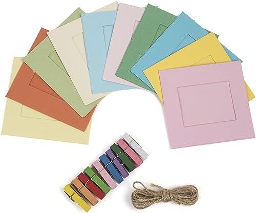 Kodak Colorful Square Frames for 2x3 Photo Paper
