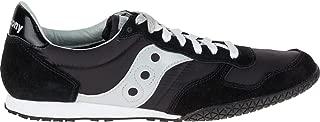 Men's Bullet Classic Sneaker,Black/Grey,13 M US