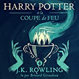 Harry Potter et la Coupe de Feu - Harry Potter 4 - Format Téléchargement Audio - 29,99 €