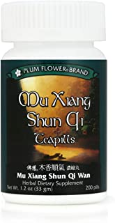 Mu Xiang Shun Qi teapills-MW3643(mu xiang shun qi wan)