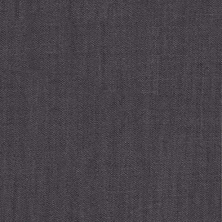 BLACK AND WHITE MELANGE STRETCH DENIM FABRIC SOLD BY THE METRE