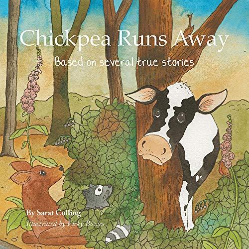 Chickpea Runs Away VEGAN CHILDREN'S BOOK