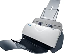 Avision AD125 Color Duplex 25ppm/50ipm CCD 600dpi Sheetfed Document Scanner