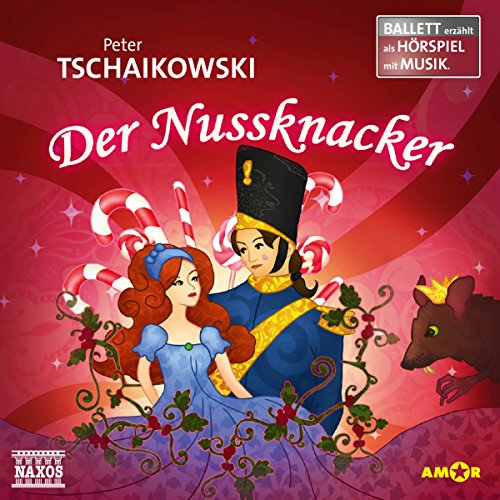 Der Nussknacker     Ballett erzählt als Hörspiel mit Musik              By:                                                                                                                                 Peter Tschaikowski                               Narrated by:                                                                                                                                 Wolfgang Rüter,                                                                                        Matthias Lühn,                                                                                        Sarah Peitz,                   and others                 Length: 57 mins     Not rated yet     Overall 0.0