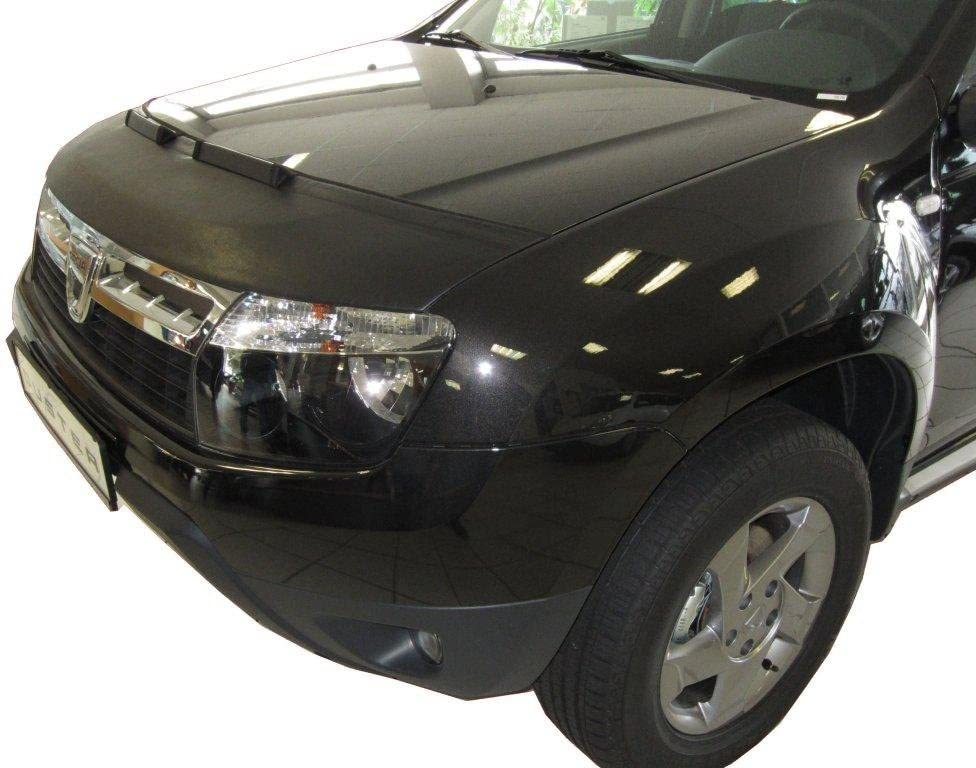 AB-00057 HOOD BRA Front End Seasonal Wrap Introduction Nose Dacia Duster Renault Mask Direct store fit I