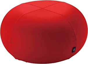 SPICE OF LIFE Seating Cushion Exercise Ball - Red   Exercise & Fitness Accessories, Work from Home Office Chair   for Yoga...