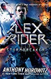 Alex Rider book on SALT effect Best Gifts for Tween and Teen Boys - best gifts for 10-year-old boys