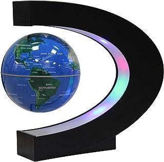 Globo Flotante de Levitación Magnética con Forma de C -