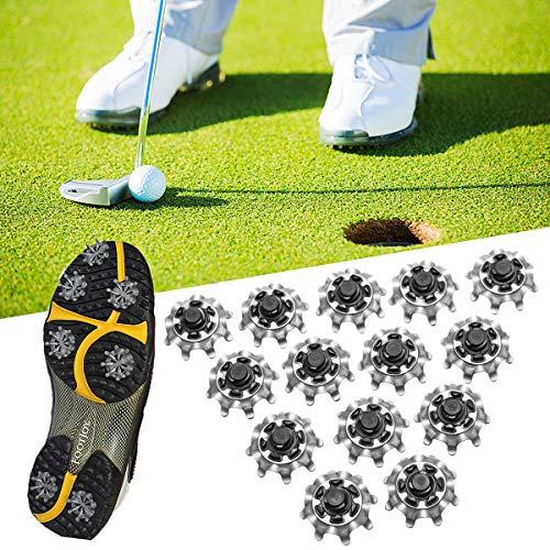 DyNamic 14 stks/set vervanging Soft Fast Twist Studs Golfschoenen Spikes Pins Vervangende onderdelen