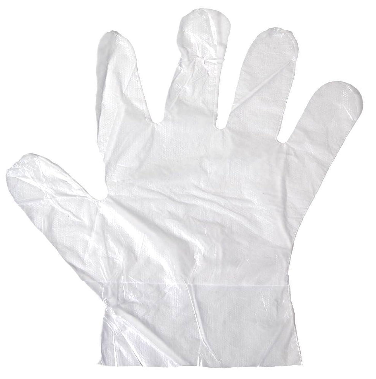 限りタイピストテスピアンperu 使い捨て手袋 (薄型 1000枚)