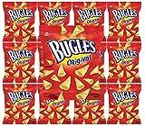 Bugles Original Flavor - .9 Oz,12 ct.