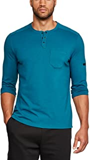 under armour unstoppable knit henley