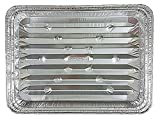 Handi-Foil Disposable Aluminum Foil Broiler Baking Cooking Pan - HFA REF # 333 (50)