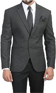 dc3aef18aab20b Best seller in Men's Suits & Blazers · ManQ Men's Slim Fit Formal Blazer