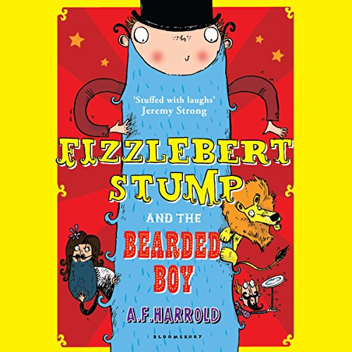 Fizzlebert Stump and the Bearded Boy cover art