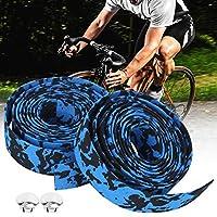 耐久性のある自転車ハンドルバーテープラバースポンジバイクハンドルバーテープ、バイクハンドルバー用、ロードバイクラッピング用(Riding handlebar strap)