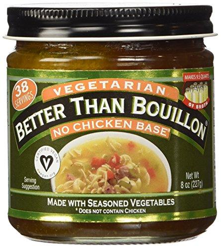 Better Than Bouillon, No Chicken Base, Vegan Certified 8 oz.