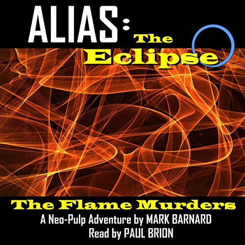 The Flame Murders audiobook cover art