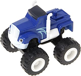 Blaze Machines Vehicle Toy Racer Cars Truck Transformation Toys Gifts For Kids