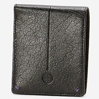 ダコタ ブラックレーベル(Dakota BLACK LABEL) バッファローレザー二つ折り財布【10ブラック/**】