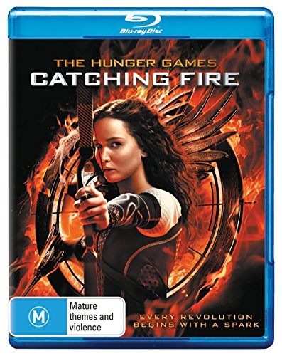 the hunger games - The Hunger Games: Catching Fire (Blu-ray/UV) (1 Blu-ray)