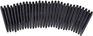 Set de 30pcs 48mm 2BA Porte-Empennages Barres de Fléchettes Tiges Dart