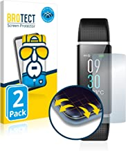 BROTECT Pellicola Protettiva Full Cover Compatibile con Willful Fitness Tracker SW352 [2 Pezzi] - Copertura Completa 3D