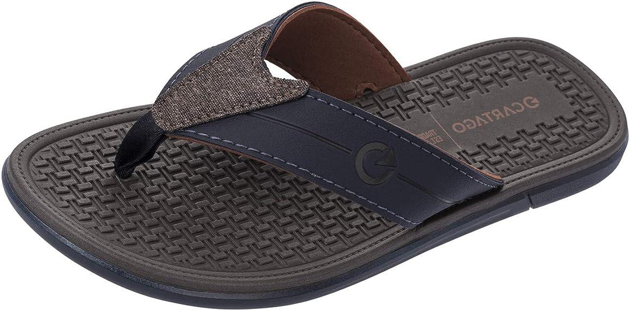 CARTAGO Mali Mens Beach Flip Flops//Sandals