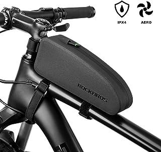 کیف دستی دوچرخه RockBros قاب مقاومت در برابر آب IPX4 بالای کیسه لوله