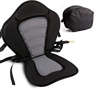 Leadpro Deluxe Kayak Seat Boat Seat Fishing Seat Detachable Paddle-Board Seat