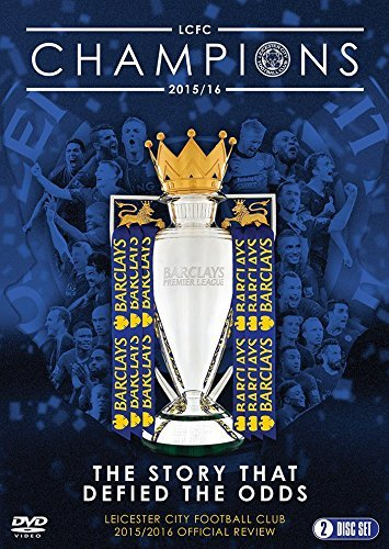 Leicester City Football Club: Premier League Champions - 2015/16 Official Season Review [DVD]
