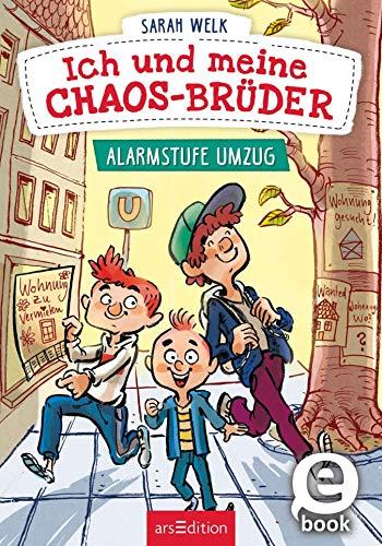 Cover des Mediums: Ich und meine Chaos-Brüder Bd. 1