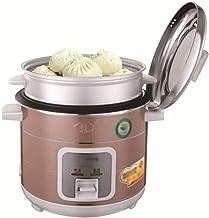 JSMY Cuiseur à Riz électrique Cuisine Cuiseur à Riz de Grande capacité,Cuiseur à Riz à Isolation Automatique en Aluminium ...