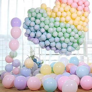 LAKIND Globos pastel de látex para bodas, fiestas de