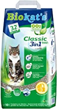 Biokat's Classic Fresh 3in1 Katzenstreu mit Frühlingsduft, Hochwertige Klumpstreu für Katzen mit 3 unterschiedlichen Korngrößen