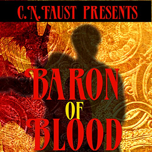 Baron of Blood audiobook cover art