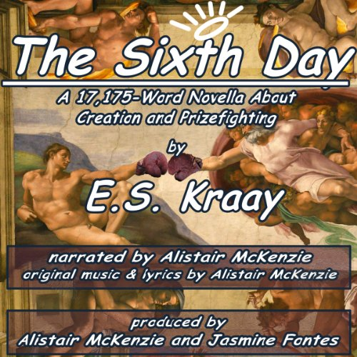 The Sixth Day audiobook cover art