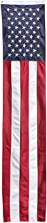 Super Tough STPD Pulldown Flag, Red, White, Blue