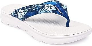 KazarMax White Mahalo Stylish/Super Soft/Ultra-Light/Slipper For Women