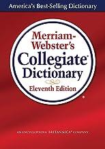 فرهنگ لغت دانشگاهی Merriam-Webster (روکش چند لایه)