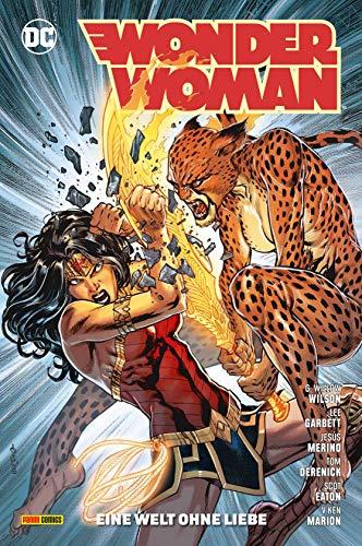 Wonder Woman: Bd. 12 (2. Serie): Eine Welt ohne Liebe