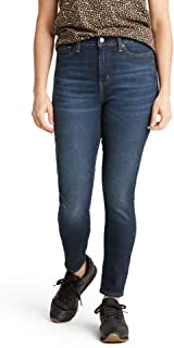 Signature by Levi Strauss & Co. Gold Label Women`s Totally Shaping High Rise Skinny Jeans