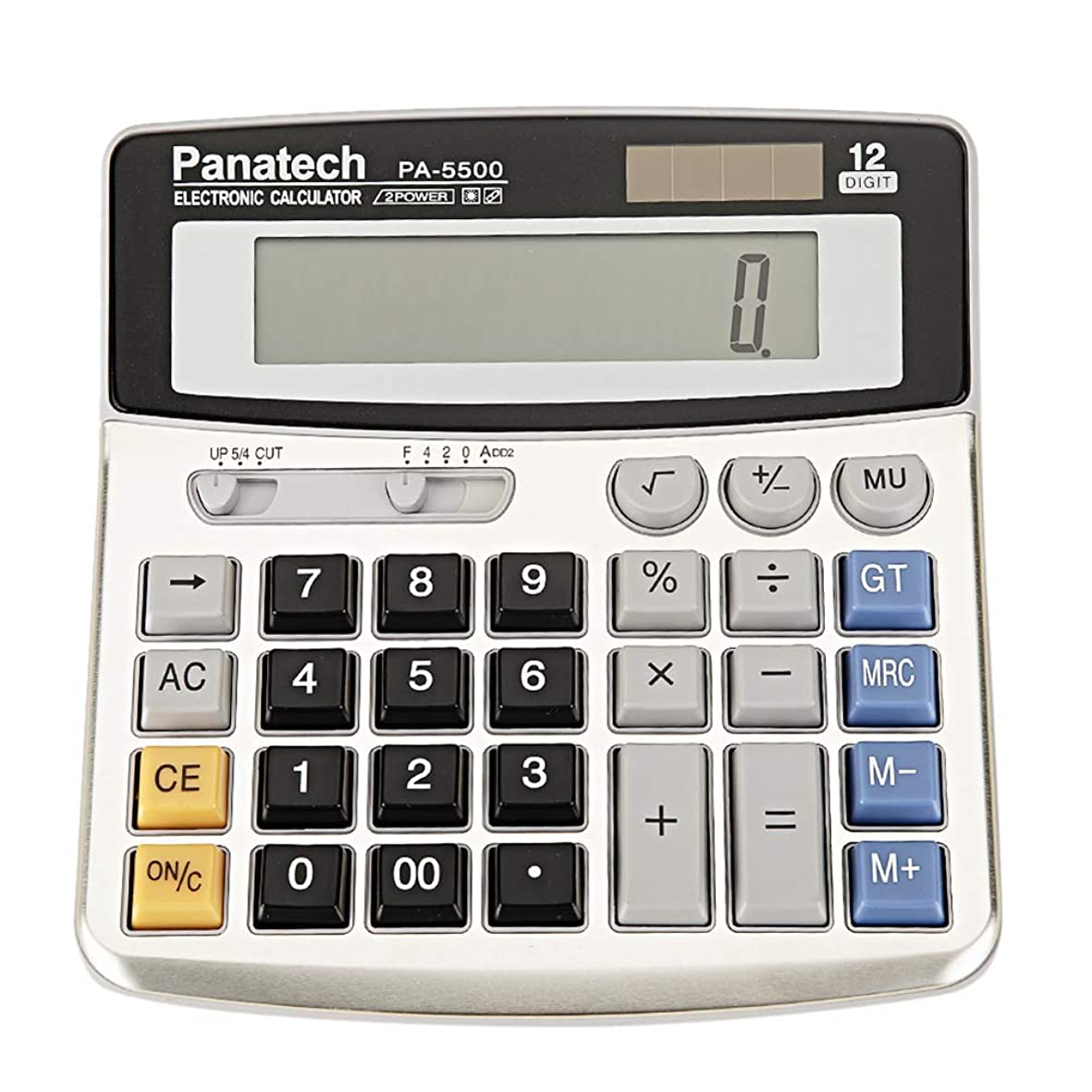 著名なうまれた証言XuBa 多機能電卓 大ボタン付き 財務用品用