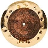 Meinl Cymbals Byzance 10' Dual Splash — MADE IN TURKEY — Hand Hammered B20 Bronze, 2-YEAR...