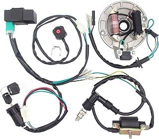 amazon com pit bike wiring harness Dirt Bike Diagram