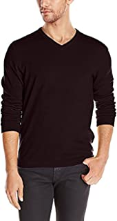 Calvin Klein Men's Merino Sweater V-Neck