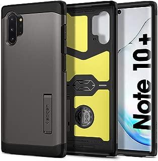 Spigen Tough Armor Designed for Samsung Galaxy Note 10 Plus Case/Galaxy Note 10 Plus 5G Case (2019) - Gunmetal